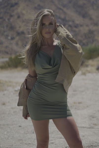 Desert cactus dress - NewPalm Collection