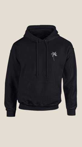 New Palm hoodie black - NewPalm Collection
