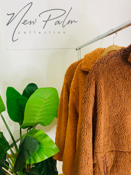 Cinnamon teddy - NewPalm Collection