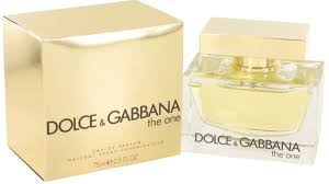 The One by Dolce Gabbana - 75ml