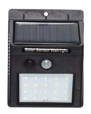 Brightburst - Solar Wall Light