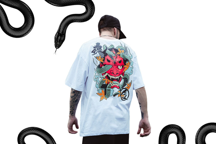 T-Shirt Serpent