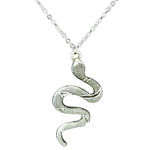 Collier Forme Serpent