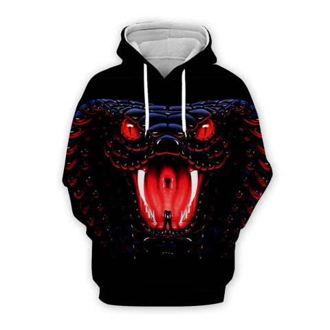 Pull Serpent<br> Animaux Venimeux