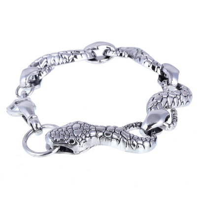 Bracelet Serpent Ancien