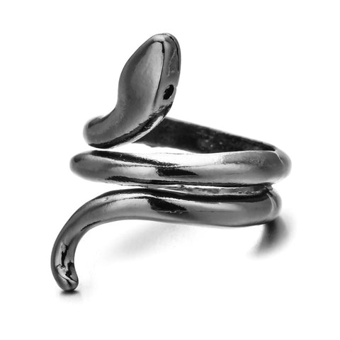 bague serpent mamba
