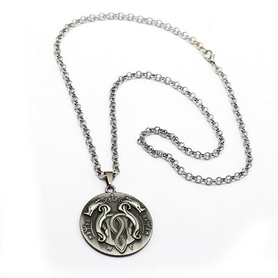 Collier Serpent Viking
