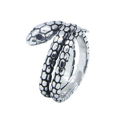 Bague Serpent Animal