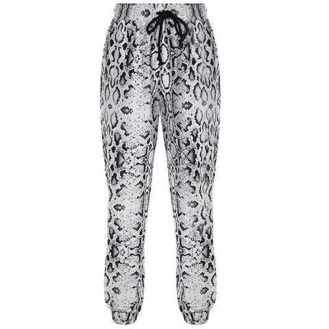 Pantalon en Serpent