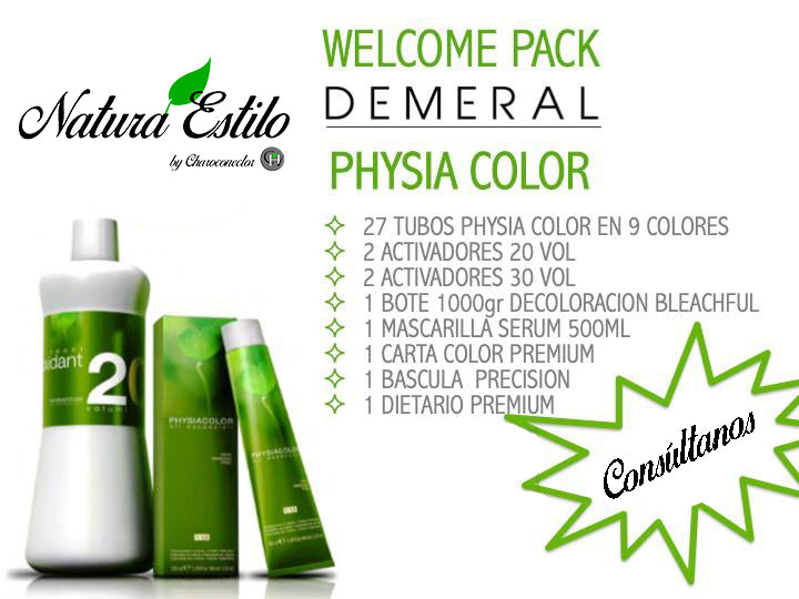 Physia Color Pack