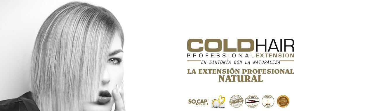 Cold Hair Extensiones Definitivas