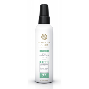Spray Volumizzante 22 Proffesional Finish Demeral - Natura Estilo