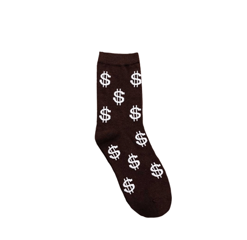 CASH FLOW MONEY SOCKS