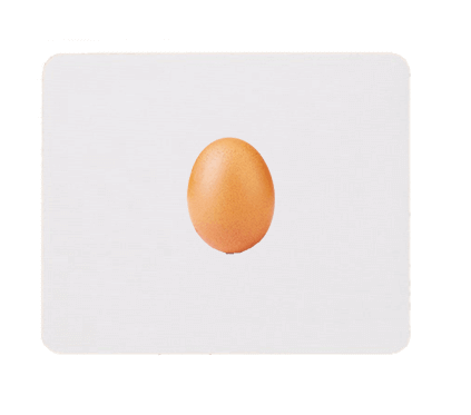 Egg Gang Mouse Pad