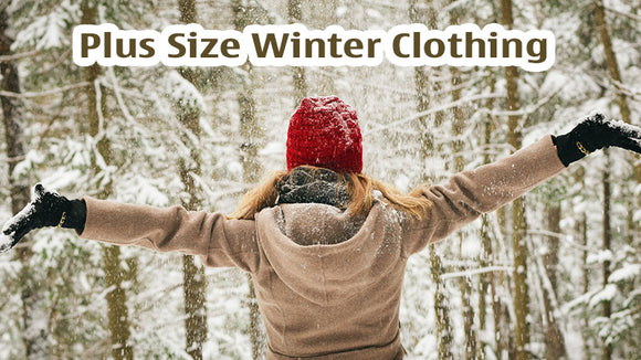 Plus Size Winter Clothing
