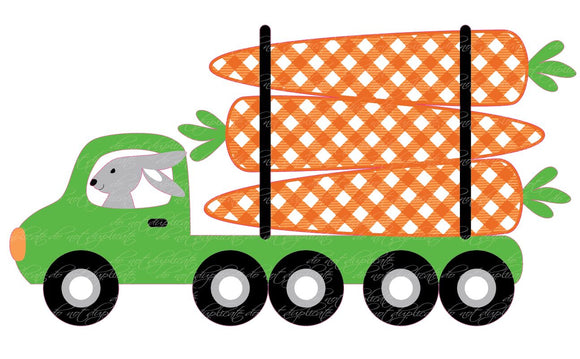Carrot Truck Heat Transfer