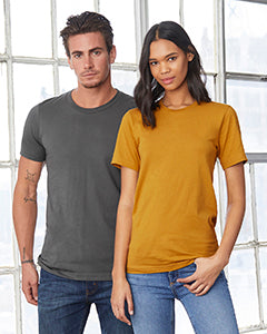 Bella + Canvas Unisex Jersey Short Sleeve Tee BC3001
