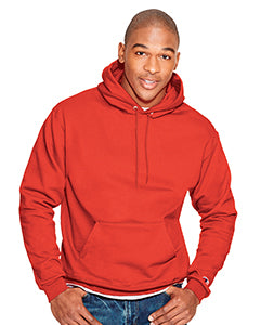 Champion Adult Double Dry Eco Pullover Hood S700