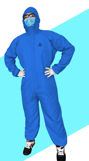 PPE (COVERALL) MARINA BLUE