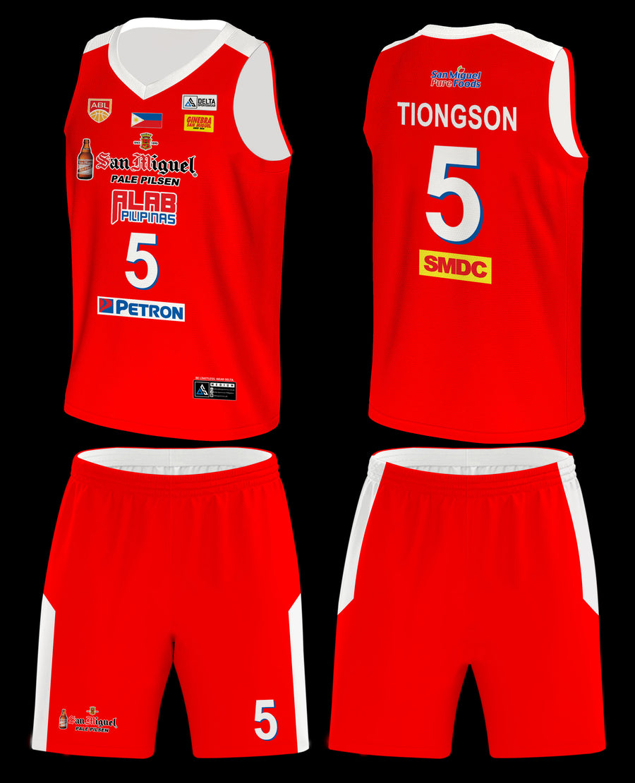 ALAB Pilipinas Jersey & Shorts (Official)