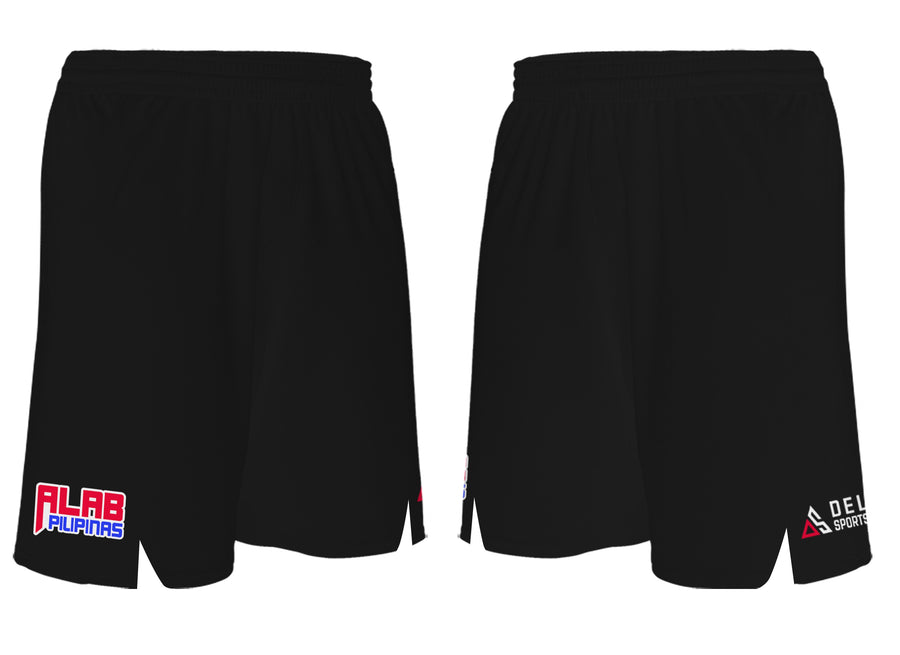 ALAB X DELTA - Basketball Shorts (with pockets)