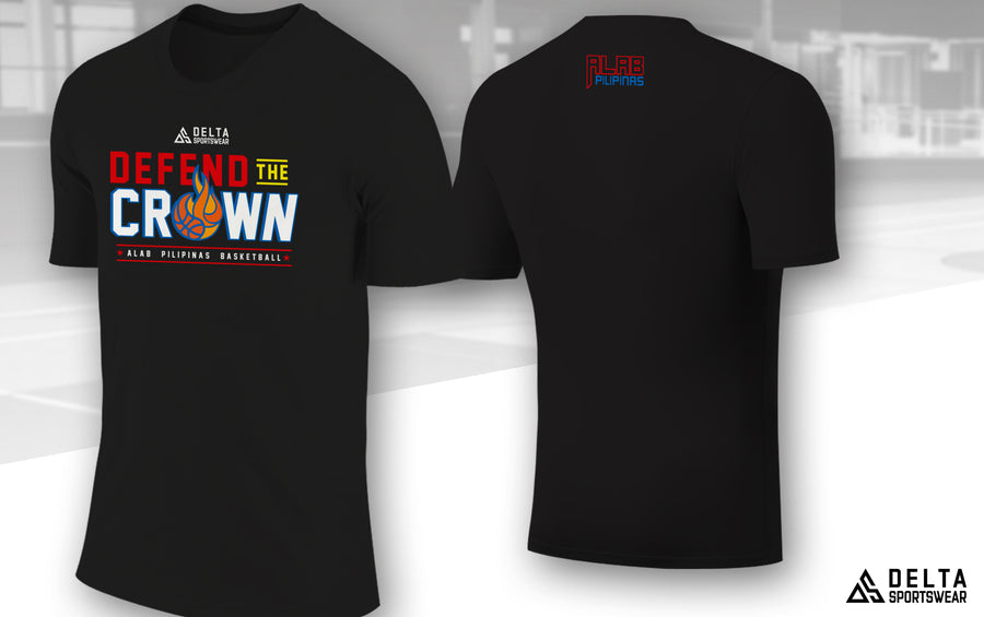 ALAB Pilipinas 'Defend the Crown' Dri-fit Tshirt