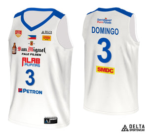 ALAB Pilipinas Lawrence Domingo 2019 Jersey (ABL)