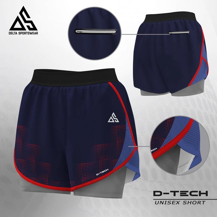 D-TECH SHORTS (DT-001)