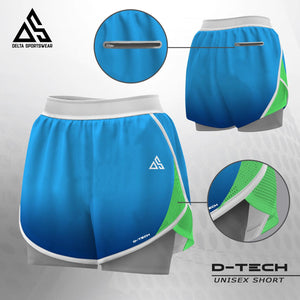 D-TECH SHORTS (DT-007)
