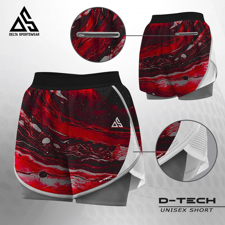 D-TECH SHORTS (DT-009)