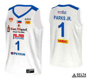 ALAB Pilipinas Bobby Ray Parks Jr 2019 Jersey (ABL)