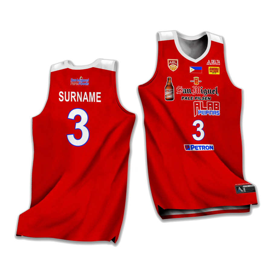 ALAB Pilipinas 2020 Replica Jersey (Official)