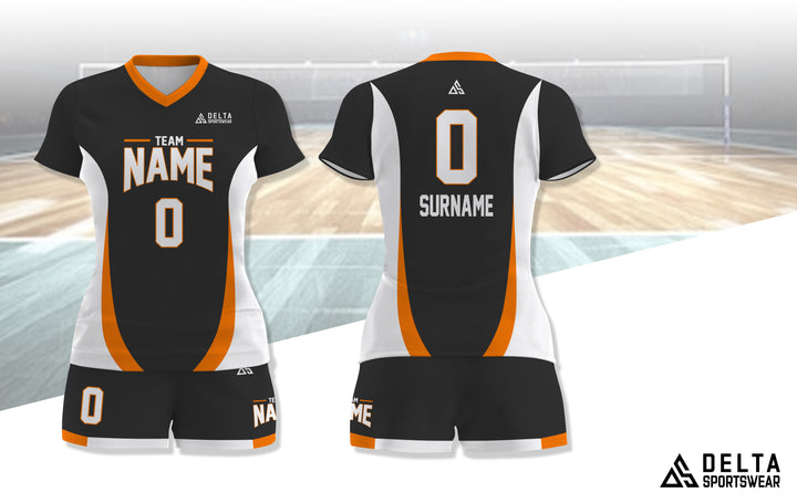 Volleyball Uniform Set (Code: PRE-2001)