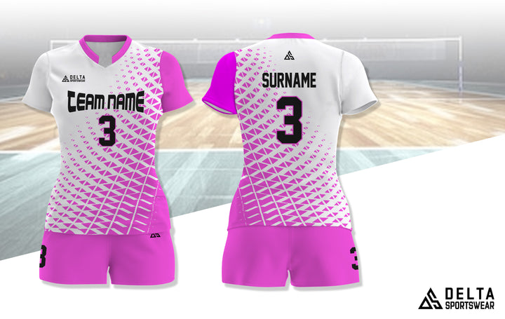 Volleyball Uniform Set (Code: PRE-2002)