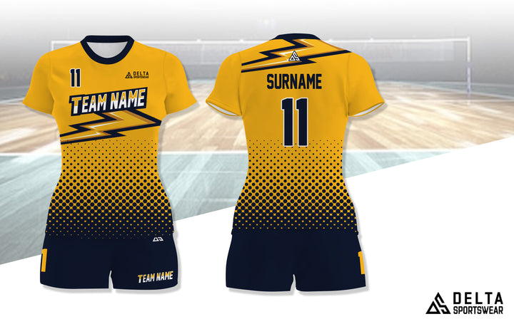 Volleyball Uniform Set (Code: PRE-2003)
