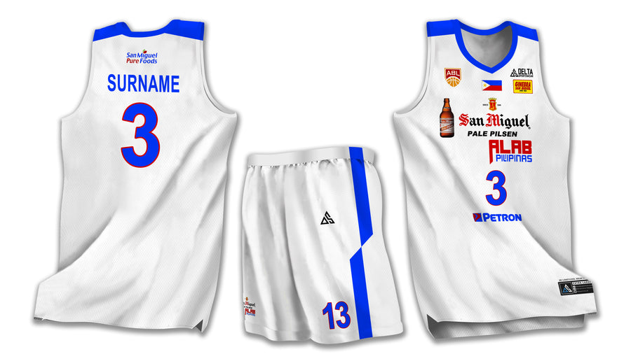 ALAB Pilipinas Jersey & Shorts (Official) 2019-2020