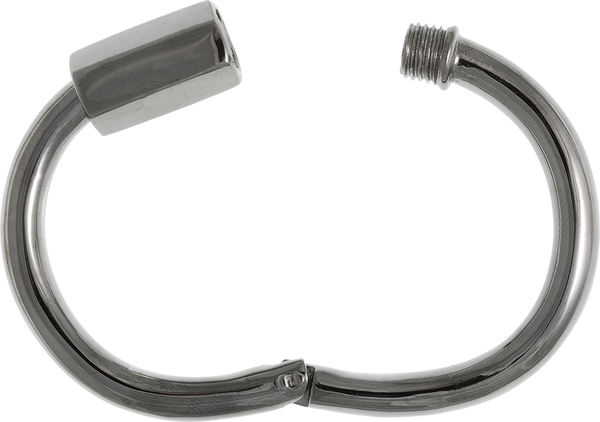 barrel lock bracelet