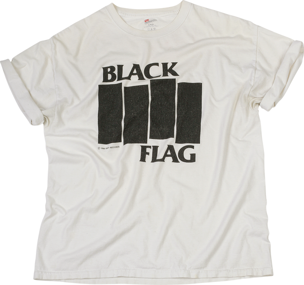 black flag shirt