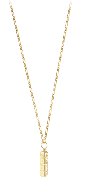 ups & downs lux necklace