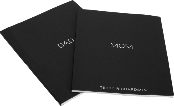 terry richardson - mom & dad book set