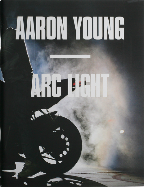 aaron young - arc light book