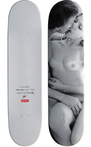 Larry Clark - Supreme Skateboard Deck