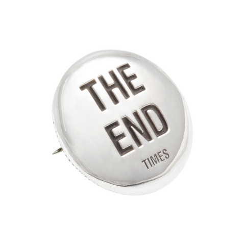 The End Badge