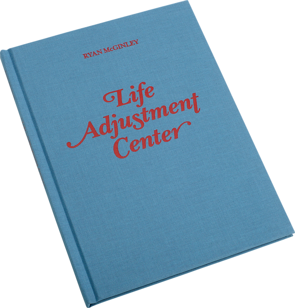 ryan mcginley - life adjustment center book
