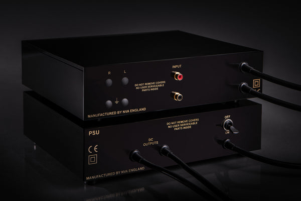 NVA AP10H+ Headphone Amplifier