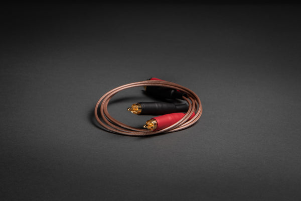 NVA SC Interconnect Cable Stereo Pair (various lengths)
