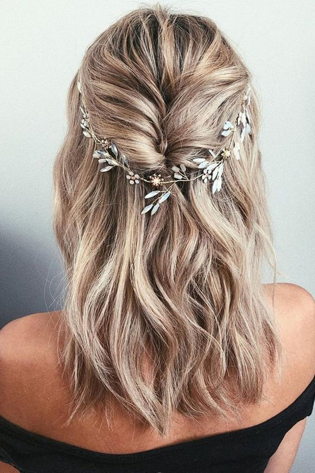 Bridal Hair Vine