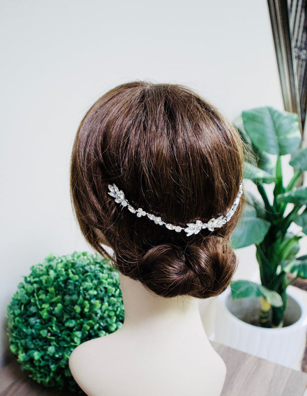 Bridal Crystal Hair Vine