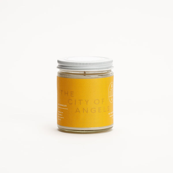 City of Angels LA Candle