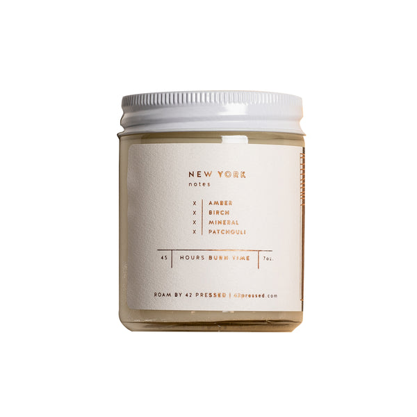 New York Candle - Second Quality